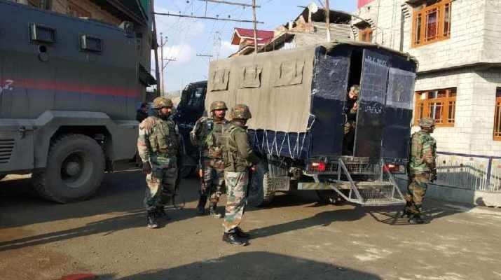 Jammu & Kashmir: Two soldiers from army's Kilo Force got martyred in militant attack at HMT on Srinagar outskirts 1