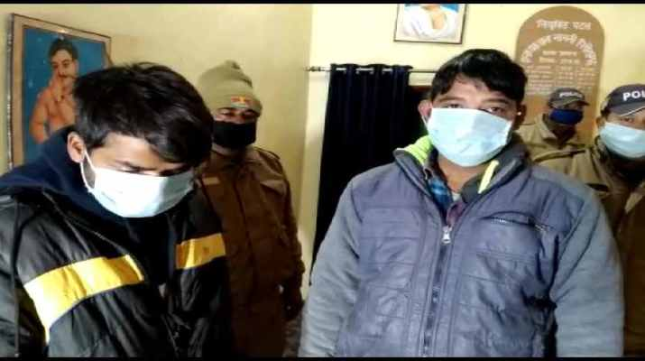 पिथौरागढ़ पुलिस ने 04 किलो 980 ग्राम अवैध चरस के साथ दो अभियुक्त किए गिरफ्तार 1