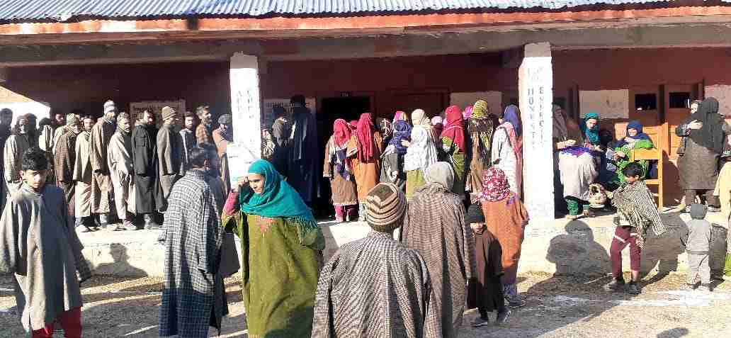 Jammu & Kashmir: DDC Elections -7th Phase, 10.66% votes polled till 9AM across J&K 2