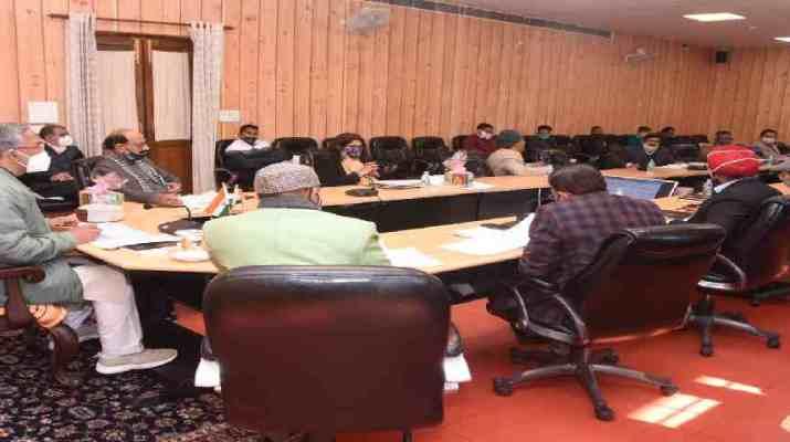 चाय विकास बोर्ड का मुख्यालय ग्रीष्मकालीन राजधानी गैरसैंण में बनाने के मुख्यमंत्री ने दिए निर्देश 1