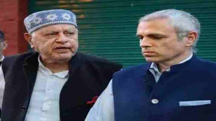I am Sher-e-Kashmir's son, will not bow before anyone except Almighty - Dr Farooq Abdullah 1