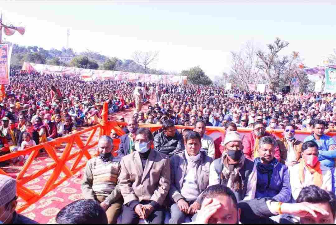 स्वर्गीय जीनान की गणना हमेशा सक्रिय रहने वाले विधायकों में होगी, उन्हे गरीबों का मसीहा भी कहा जाता था - मुख्यमंत्री त्रिवेन्द्र सिंह रावत 2
