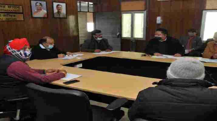 15 सूत्रीय कार्यक्रम क्रियान्वयन समिति की बैठक हुई आयोजित, 916 स्मार्ट क्लास रूम हेतु26,85,98,680.00 रूपए के प्रस्ताव को किया गया अनुमोदित 1