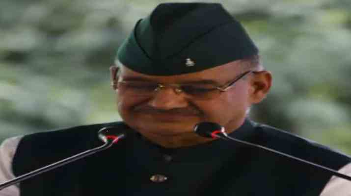 सैनिक कल्याण मंत्री गणेश जोशी ने लिया एक बड़ा फैसला, उपनल कर्मियों को हटाने के आदेश को किया निरस्त लकिन धरना जारी 1