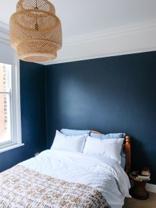 Hague Blue bedroom | Hello Victoria