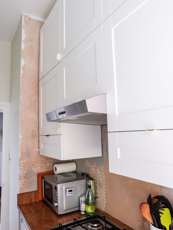 Increasing storage with IKEA cabinets | Hello Victoria