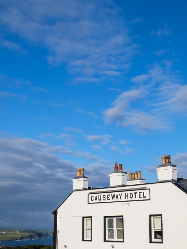 The Causeway Hotel, Northern Ireland | Hello Victoria