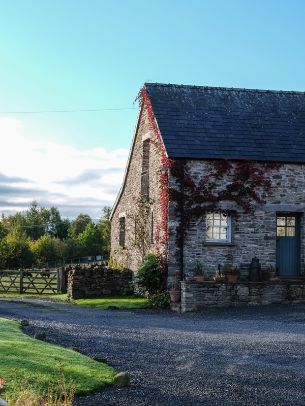 Cozy AirBnB cottage in Brecon, Wales | Hello Victoria