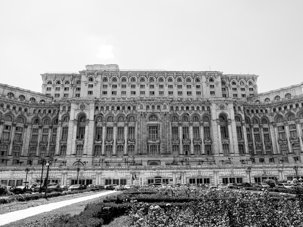 Palace of Parliament - Bucharest, Romania | Hello Victoria