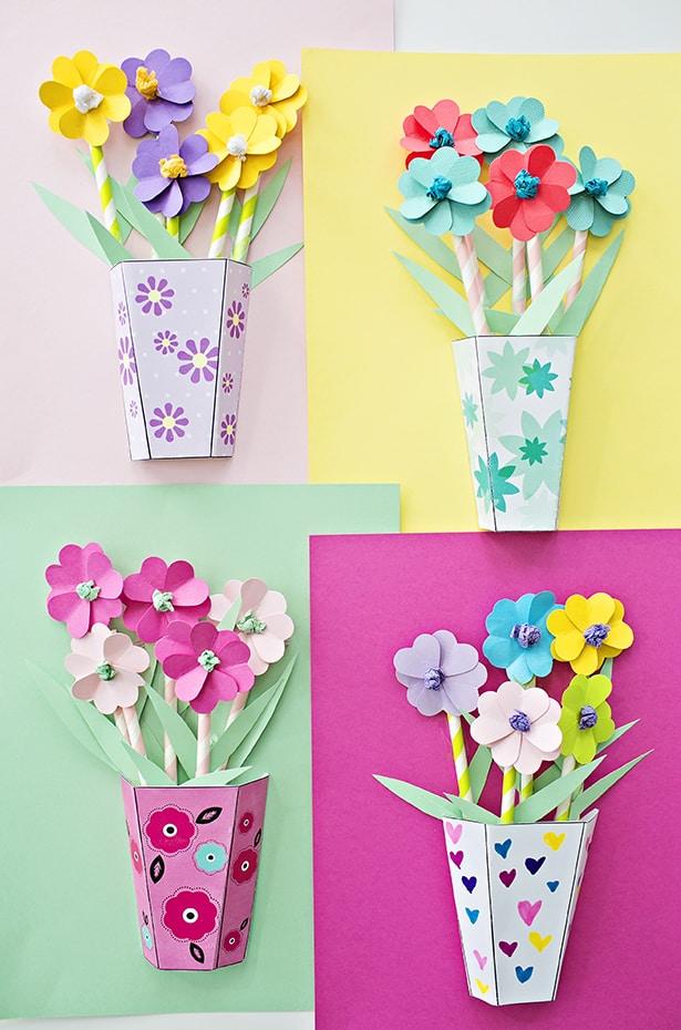 Tissue paper flower tutorial youtube mightylinksfo