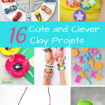 15 Cute And Clever Clay Projects For Kids