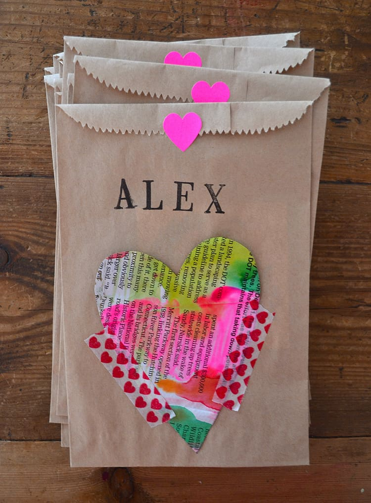Hello Wonderful 12 HAPPY VALENTINE ART PROJECTS FOR KIDS