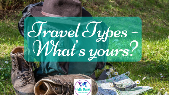 Travel Types – What's yours?