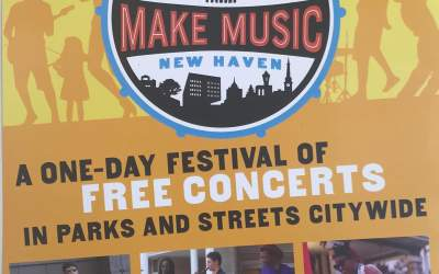 Make Music Day event! June 21st, 2019 in Hamden CT