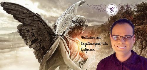 Spirituelle Lebensberater Engelmedium und Hellseher Udo Golfmann