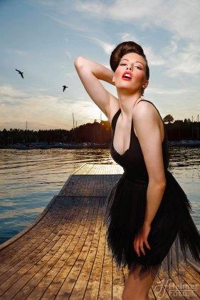 Model: Amanda