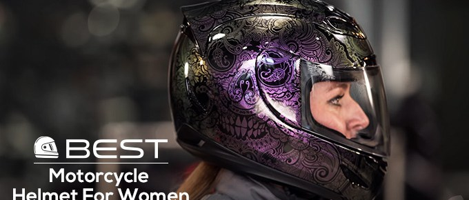The Best Motorcycle Helmet for Women