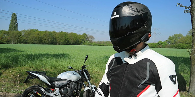 Are Mirrored Motorcycle Visors Legal FI