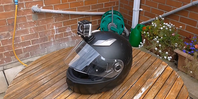 What Is the Best Place And How to Attach the Camera on the Helmet