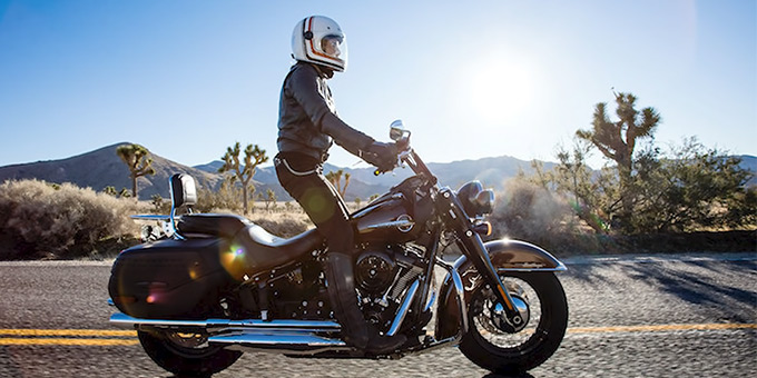 What Should Bikers Wear On a Ride