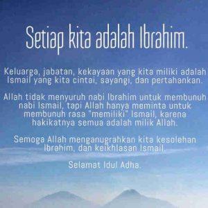 Kumpulan Ucapan Selamat Idul Adha 1439 H