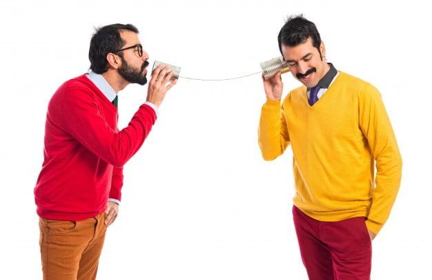 4 Cara Agar Orang Mau Mendengarkan Anda