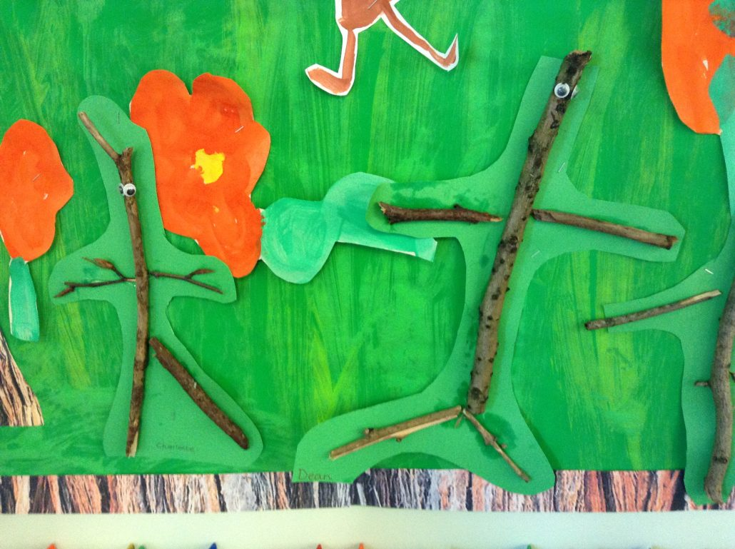 Helmshore Primary School Eyfs Expressive Arts And Design