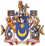 Lord Mayors crest colour