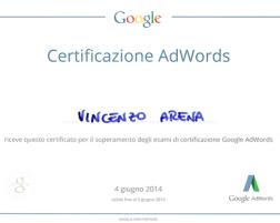 Esami per la Certificazione Google AdWords