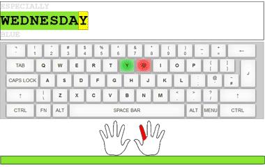 Keyboard Typing Free Game