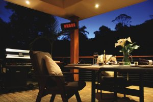 Infrared Radiant patio heaters