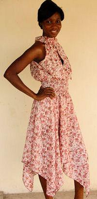 Leuke jurk voor in de zomer