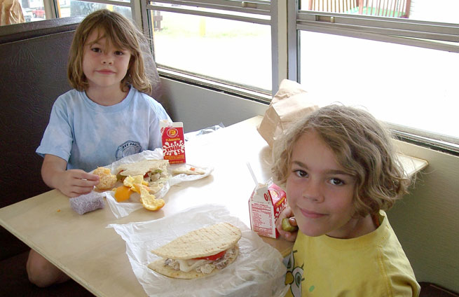 The Lunch Box Bus – Rolling to Kids Where Needed Most