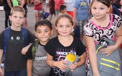 """""""Back to School Bash:"""" Investing in the Future of Children in Appalachia"""