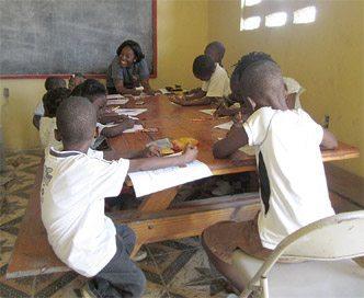 Helping Haiti Classroom