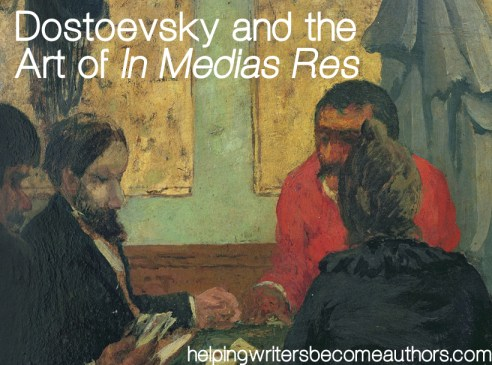 dostoevsky and the art of in medias res