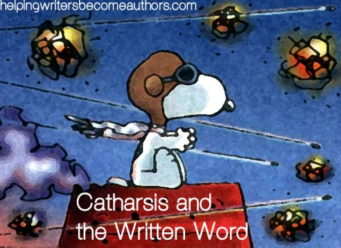 catharsis and the written word