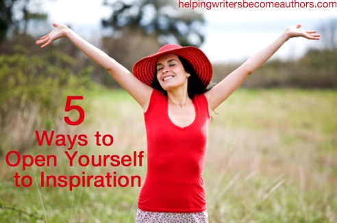 5 ways to open yourself to inspiration