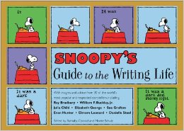 Snoopy's Guide to the Writing Life edited by Barnaby Conrad and Monte Schulz