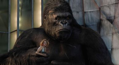 King Kong Andy Serkis Naomi Watts Peter Jackson