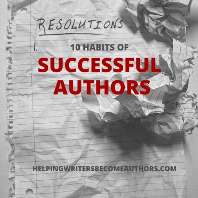 10 Habits of Successful Writers