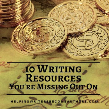 10 Writing Resources You're Missing Out on