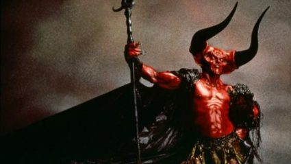 When figuring out how to write bad guys in your stories, the devil may not be the best choice.