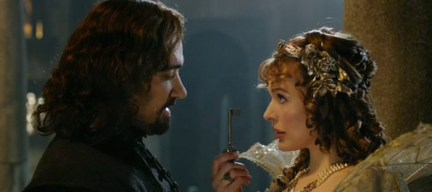 The Three Musketeers Athos and Milady