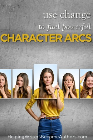 Create Powerful Character Arcs in 6 Steps