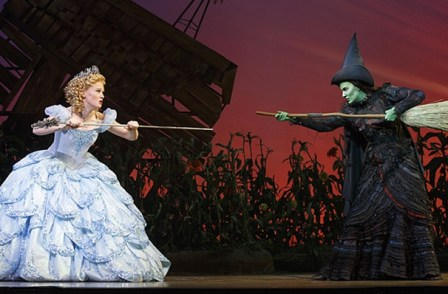 wicked broadway musical