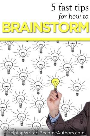 10 Ways to Learn How to Brainstorm