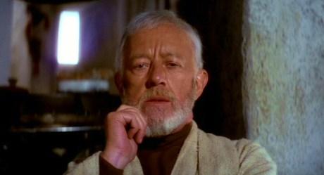 Obi-Wan Kenobi Alec Guinness