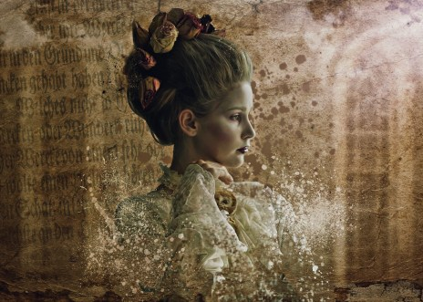 Ghost Woman History Magic