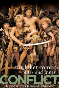 The Killer Combo Inner and Outer Conflict Pinterest